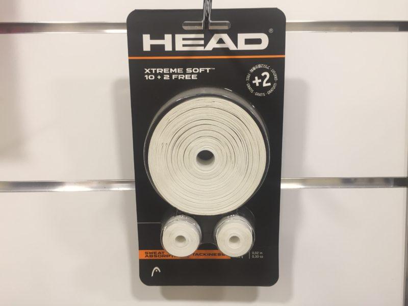 Head OVERGRIP extreme soft 10+2